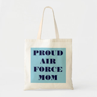 Handbag Proud Air Force Mom Budget Tote Bag