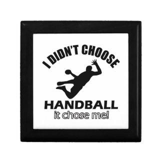 HANDBAL DESIGNS GIFT BOX