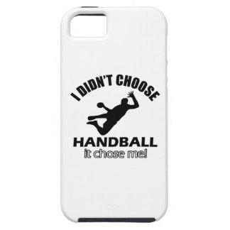 HANDBAL DESIGNS iPhone 5 CASE