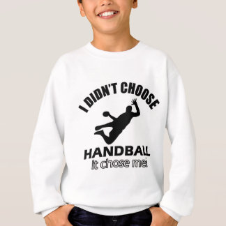 HANDBAL DESIGNS SWEATSHIRT