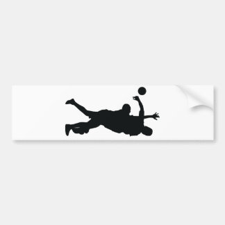 Handball Bumper Sticker