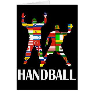 Handball Card