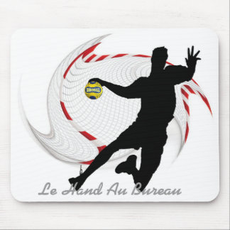 Handball Carpet of Computer Mouse Pad