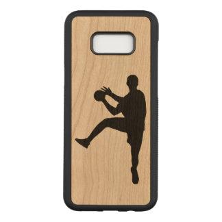 Handball Carved Samsung Galaxy S8+ Case