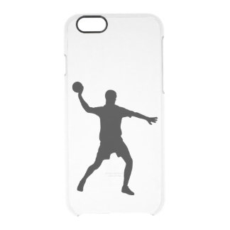 Handball Clear iPhone 6/6S Case