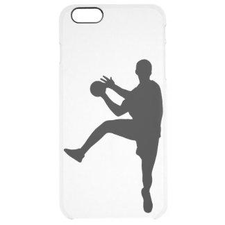 Handball Clear iPhone 6 Plus Case