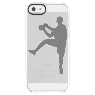 Handball Clear iPhone SE/5/5s Case