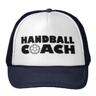 Handball coach trucker hat