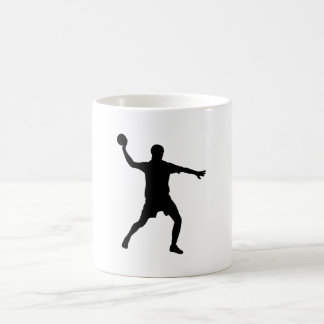 Handball Coffee Mug