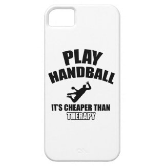 Handball  design case for the iPhone 5