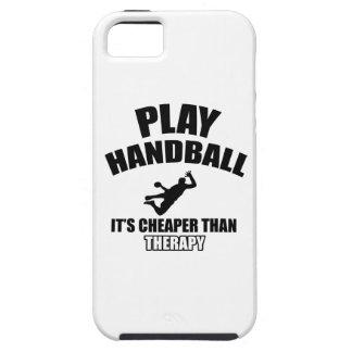 Handball  design iPhone 5 cover