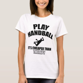 Handball  design T-Shirt
