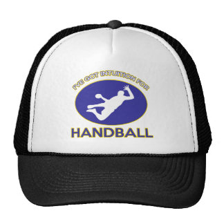 handball Designs Trucker Hat
