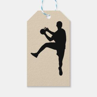 Handball Gift Tags