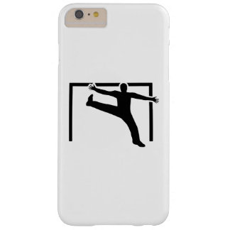 Handball goalkeeper barely there iPhone 6 plus case