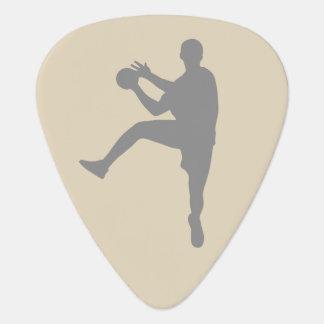 Handball Guitar Pick