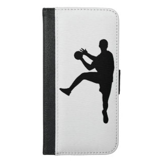 Handball iPhone 6/6s Plus Wallet Case