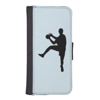 Handball iPhone SE/5/5s Wallet Case