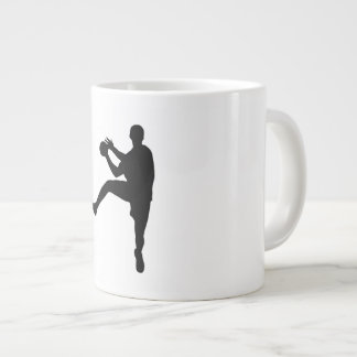 Handball Large Coffee Mug