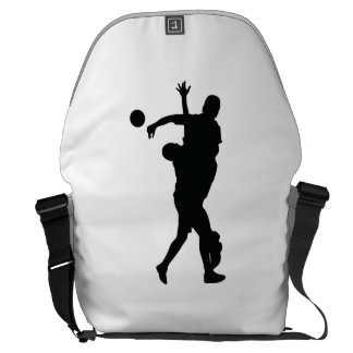 Handball Messenger Bag