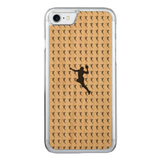 Handball Player Carved iPhone 8/7 Case