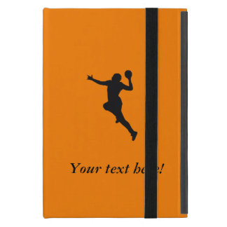 Handball Player Cover For iPad Mini