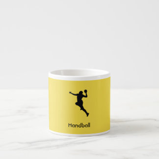 Handball Player Espresso Cup