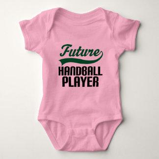 Handball Player (Future) Baby Bodysuit