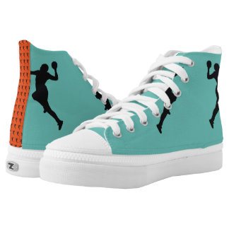 Handball Player High Tops