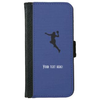 Handball Player iPhone 6 Wallet Case