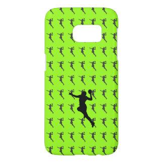 Handball Player Samsung Galaxy S7 Case