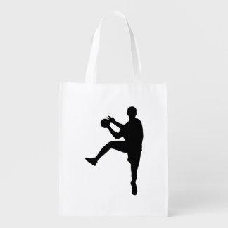 Handball Reusable Grocery Bag