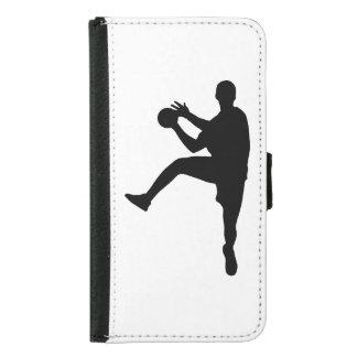 Handball Samsung Galaxy S5 Wallet Case