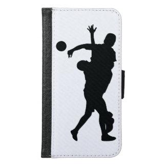 Handball Samsung Galaxy S6 Wallet Case