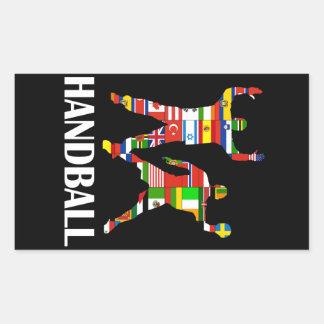 Handball Sticker