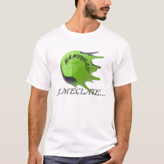 "HandBall T-Shirt ""I Burst myself """