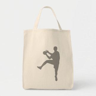 Handball Tote Bag