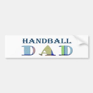 HandballDad Bumper Sticker