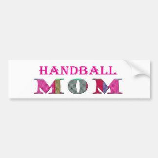HandballMom Bumper Sticker