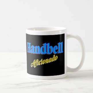 Handbell Aficionado Coffee Mug