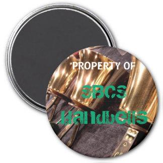 Handbell Magnet