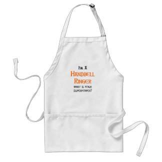 handbell ringer standard apron