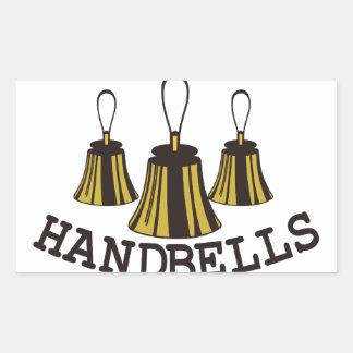 Handbells Sticker