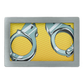 Handcuff Day - Appreciation Day Belt Buckle