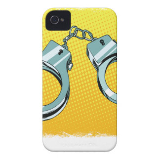 Handcuff Day - Appreciation Day iPhone 4 Cases