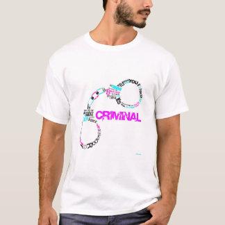Handcuffs criminal T-Shirt