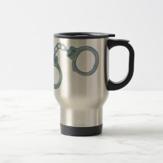 Handcuffs Travel Mug