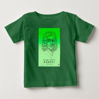 Handel: Face the Music Baby T-Shirt