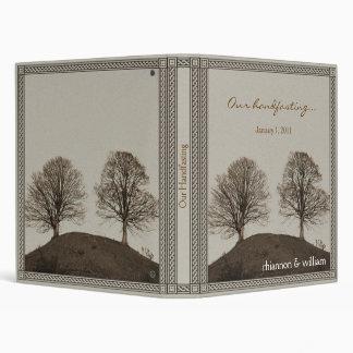 Handfasting Album Binders