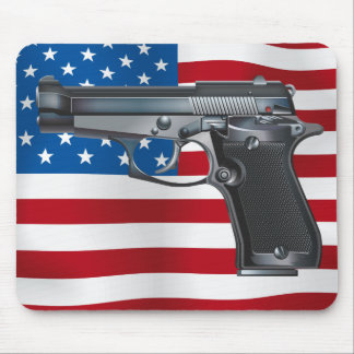 HandGun USA Mouse Pad